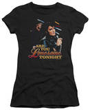 Juniors: Elvis - Are You Lonesome T-Shirt