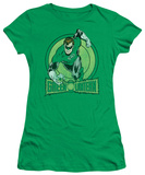 Juniors: DC-Green Lantern Shirt