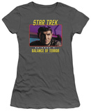 Juniors: Star Trek Original-Balance Of Terror T-Shirt