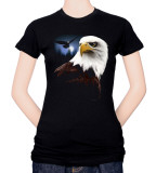Juniors: Night Eagle T-shirts