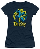 Juniors: DC-Dr Fate Ankh Shirts