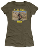 Juniors: Star Trek Original-Arena Shirt