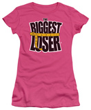 Juniors: Biggest Loser-Logo T-Shirt