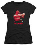 Juniors: Bruce Lee-The Shattering Fist Shirts