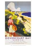 Dovercourt Bay, LNER, c.1941 Posters
