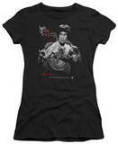 Juniors: Bruce Lee-The Dragon T-shirts