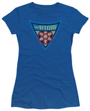 Juniors: Batman BB-The Atom Shield Shirt