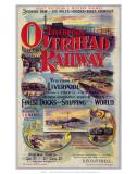 Liverpool Overhead Railway, LOER, c.1910 Print
