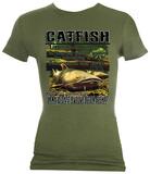 Juniors: Catfish T-Shirt