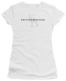 Juniors: Kwitcherbitchin T-shirts