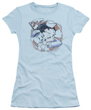 Juniors: Betty Boop-S.S. Vintage T-Shirt