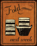 Fold Posters by N. Harbick