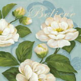 Inspiration Camellias Prints by Pamela Gladding