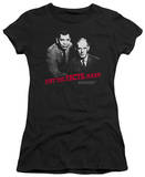 Juniors: Dragnet-Just The Facts T-shirts