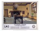 Sulgrave Manor, LMS, c.1923-1947 Posters