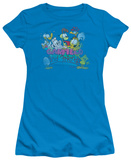 Juniors: Garfield-Garfield And Friends T-shirts