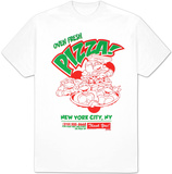 Teenage Mutant Ninja Turtles - Oven Fresh Pizza T-shirts