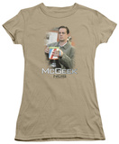 Juniors: NCIS-Mcgeek Shirts