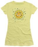 Juniors: Garfield-Celestial T-Shirt