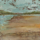 Sunset Lake I Poster von Norm Olson