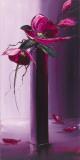 Elegance En Mauve II Posters by Olivier Tramoni