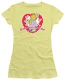 Juniors: Garfield-Don't Forget Grandma T-shirts