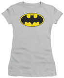 Juniors: DC-Batman Logo T-Shirt