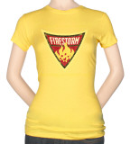 Juniors: Batman BB-Firestorm Shield T-Shirt