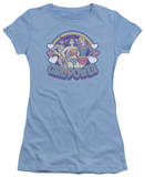 Juniors: DC-Retro Girl Power T-Shirt
