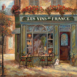 Wine Shop Affiches par Ruane Manning
