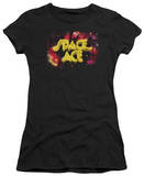 Juniors: Space Ace-Logo T-shirts
