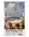Plymouth, BR, c.1948-1965 Art