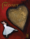 Sonnet Poetry Form Prints by Jeanne Stevenson