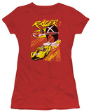 Juniors: Speed Racer-Racer X Victory T-shirts