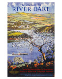 The Enchanting River Dart, BR, c.1961 Art