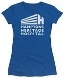 Juniors: Royal Pains-Hamptons Heritage T-shirts