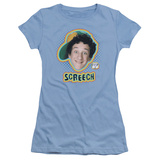Juniors: Saved By The Bell-Screech T-shirts