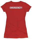 Juniors: Emergency - Logo T-Shirt