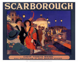 Scarborough, NER, c.1910 Posters
