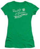 Juniors: Paddy O'Briens Irish Pub Shirt