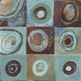 Abstract Earth II Prints by Tara Gamel