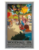 Woodhall Spa, LNER, c.1923-1930 Art