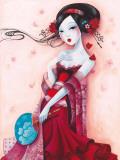 Uchiwa Prints by  Sybile