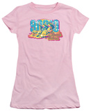 Juniors: 90210-Beach Babes T-Shirt