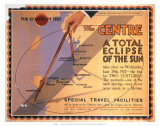 A Total Eclipse of the Sun, LMS, c.1927 Prints
