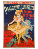 Moving Picture Show, France, 1898 Posters