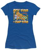 Juniors: Garfield-Nap Time T-shirts