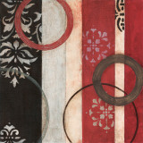 Circular I Kunstdrucke von Barbara Burnside