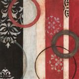 Circular I Prints by Barbara Burnside