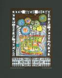 Noas ark Posters af Friedensreich Hundertwasser